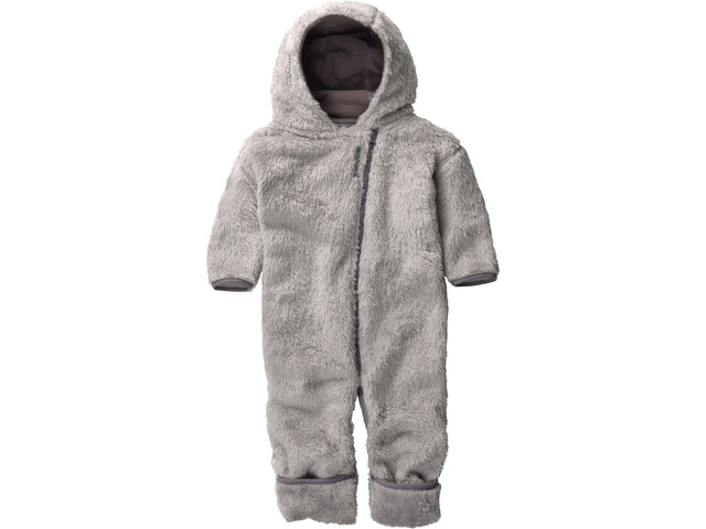 Houdini Babies H'Airy Burrito One Piece Suit Cold Front Grey
